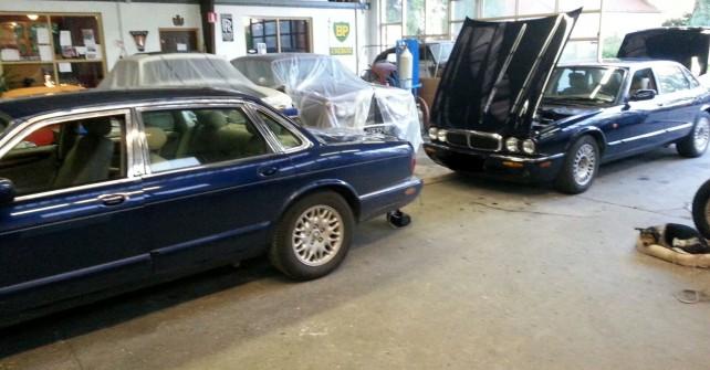 Jaguar V8 3.2L