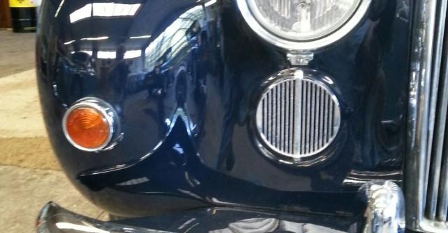 Te Koop Jaguar MK IX 1957