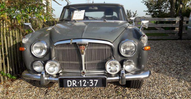 Te koop! Rover P5