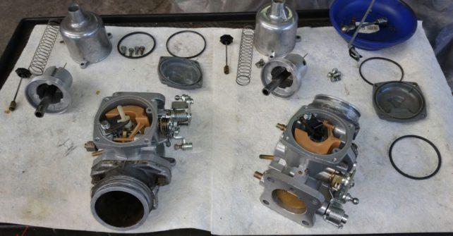 Revisie hif 6 carburateur