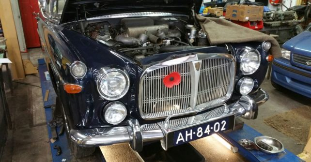 ROVER 3.5 LITRE V8  / 1971