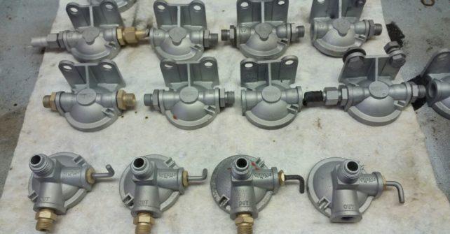 Restauratie Benzinefilters