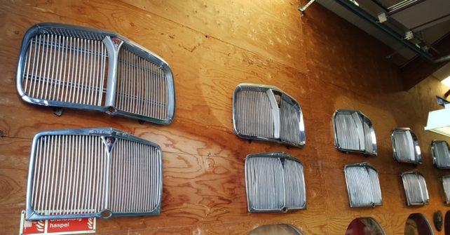 Grote voorraad Rover grillen te koop!!!